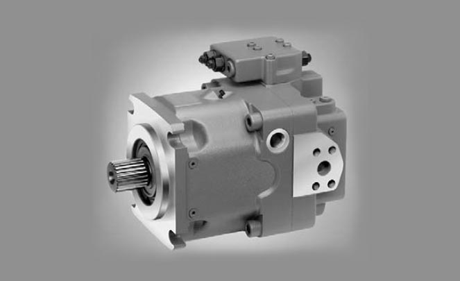 Rexroth Hydraulic Piston Pump Displacement 40-260 A11VO Featured Image