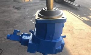Rexroth Hydraulic Piston Pump Displacement 250-550 A7VO