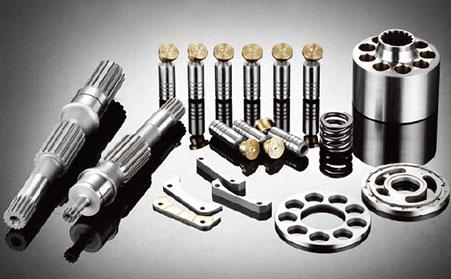 Komatsu Hydraulic Pump Parts HPV Series Displacement 35~160 Featured Image