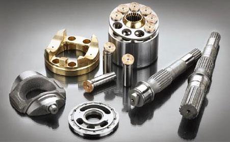 Komatsu Hydraulic Pump Parts HPV Series Displacement 95 132 Featured Image