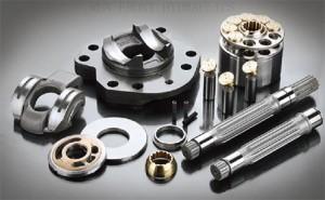 Kawasaki Hydraulic Pump Parts K3V K5V Series Dispalcement 63~200