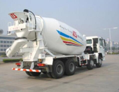 Common failures in maintenance of hydraulic motors of mixer trucks